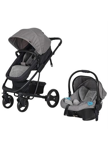 Sunny Baby Sunny Baby ıcon Travel Bebek Arabası 9023 Gri